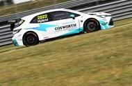 New BTCC hybrid powertrain completes first test