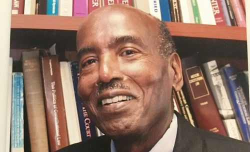A Giant in Mentoring Political Leaders: Lucius Barker, 1928-2020