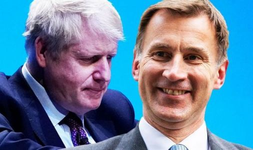 Jeremy Hunt takes aim at Boris as he warns Tory leader rival can't be trusted on Brexit