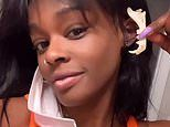Azealia Banks is now turning her dead cat Lucifer's jaw bones into EARRINGS