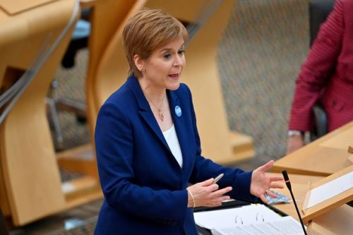 Sturgeon brands school meals debate 'jaw-dropping' as Tory MPs vote down plan