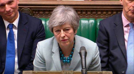 Theresa May: 'Still not enough support for third meaningful vote on Brexit deal'