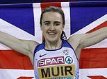 Sportsmail's Virtual Olympic Games:Muir and men's sprint relay team claim gold