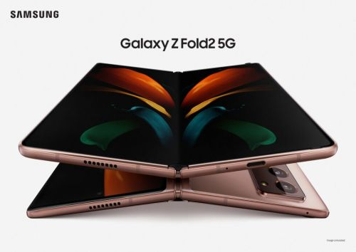 Samsung's Galaxy Z Fold 2 is official, comes with a ton of improvements