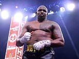 Dillian Whyte 'intends to fight Tyson Furyover rescheduling bout with Otto Wallin'