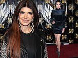 Teresa Giudice and Luann de Lesseps dance the night away at Slate 20th anniversary party in New York