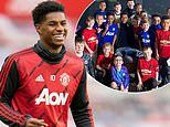 It's Doctor Rashford! Manchester United striker set to receive honorary doctorate