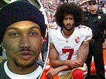 Colin Kaepernick says he was compelled to take a knee over the 2015 death of black man Mario Woods
