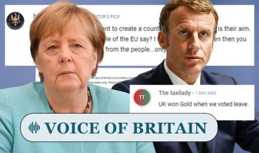 'EU wants to create a country!' Britons FURIOUS as Brussels' superstate plot exposed