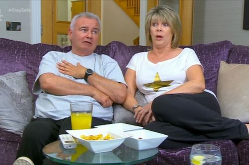Eamonn Holmes responds to Gogglebox apology after show edited out dad's death