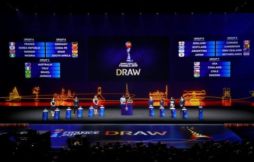 Women's World Cup 2019: All the groups and match information for the tournament in France