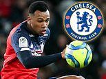 Chelsea are 'closing in on £30m Lille defender Gabriel Magalhaes ahead of Arsenal and Everton'