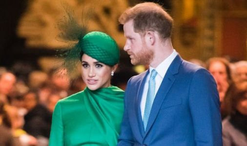 Meghan and Harry's exit 'orchestrated' by Charles after Andrew's BBC interview says author