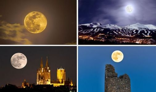 Full Moon dates 2020: When are the Full Moons this year?