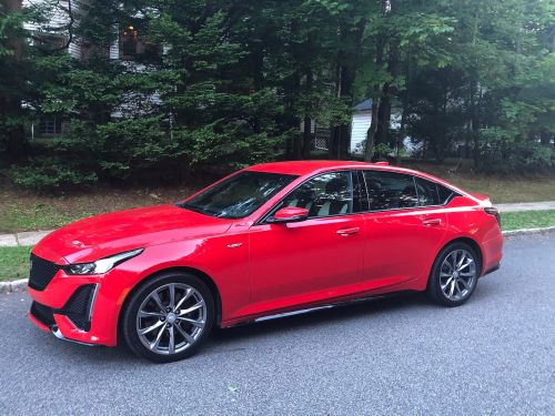 The $56,000 Cadillac CT5-V can't replace the epic CTS-V - but it could give some BMW sport sedans a run for their money