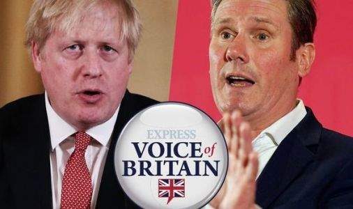 'Letting Starmer near Number 10 would create a national emergency' - poll results
