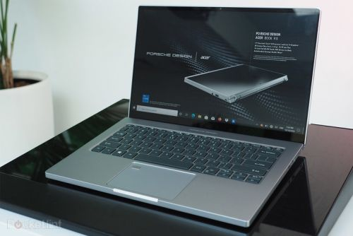 Porsche Design Acer Book RS initial review: Racing pedigree or just a distracting body kit?