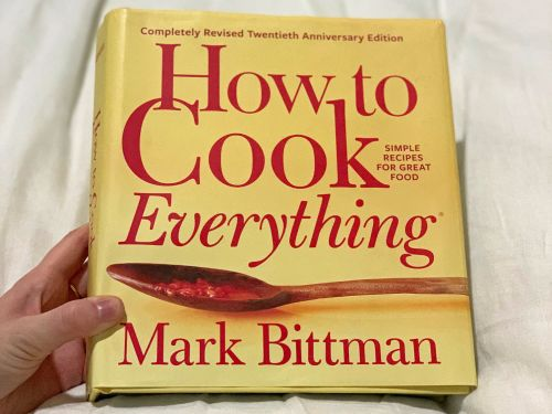 Mark Bittman's 'How to Cook Everything' is the best cookbook for people who hate cooking
