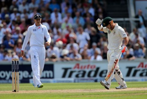 On this day in 2013: David Warner suspended for altercation with Joe Root