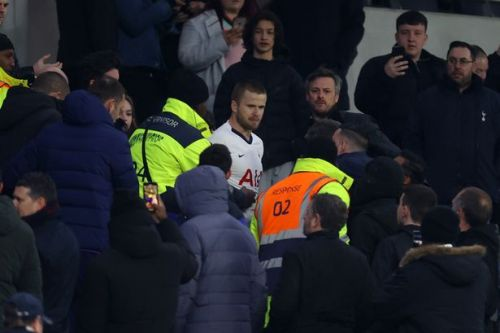 Eric Dier punishment finally confirmed after Tottenham star's fan confrontation