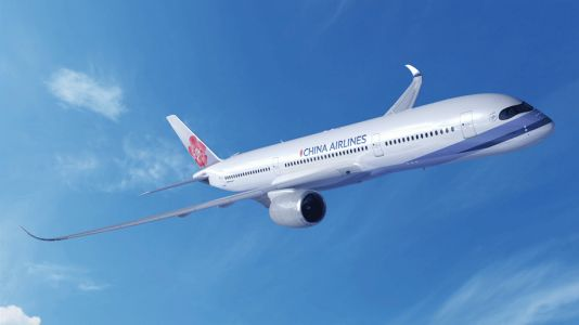 China Airlines is serving 'one tray hot meals' on some flights