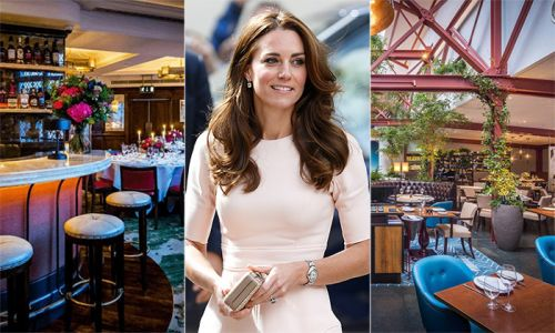 9 London restaurants loved by the royal family: Kate Middleton, the Queen & more