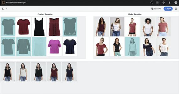 Adobe Sneaks: Changing Outfits in eCommerce with AI
