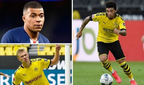 Liverpool urged to pursue Jadon Sancho signing ahead of Kylian Mbappe and Erling Haaland