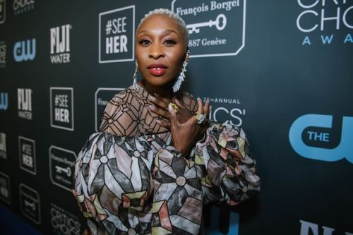 Harriet star Cynthia Erivo on being the only actor of colour nominated at this year's Oscars