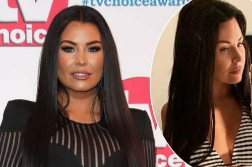 TOWIE star Jessica Wright wows in stunning bikini as she shows off her amazing figure