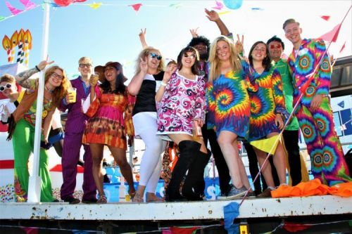 Weymouth Carnival's gone official
