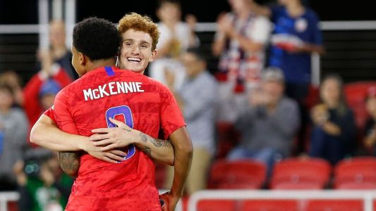 Josh Sargent calls next on United States striker of the future role