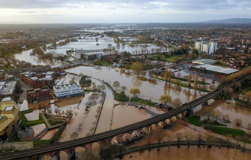Environment Agency says we need to stop building homes on flood plains