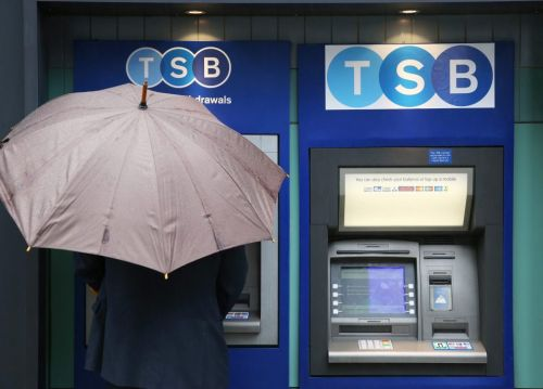 Furious TSB users left without cash as ANOTHER outage sees wages and payments fail to be made
