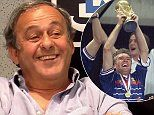 Michel Platini admits draw for 1998 World Cup was fixed to make France-Brazil final possible