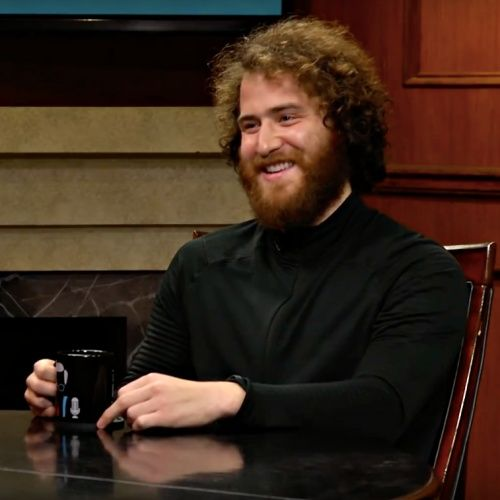 Mike Posner refused to be held back by a rattlesnake bite