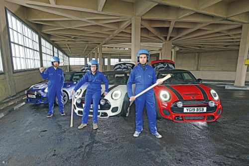 The Italian Job: celebrating 60 years of MINI with an epic adventure