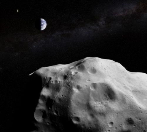 A huge asteroid that's 'dangerous to life on Earth' could hit us in the future