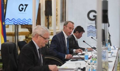 G7 meeting in London in chaos as two positive Covid cases reported among India delegation