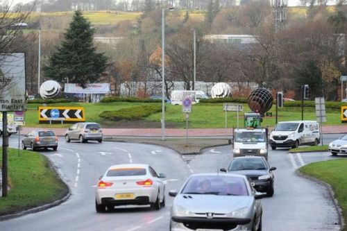 Drivers in East Kilbride face chaos as lanes to shut for Whirlies road repairs