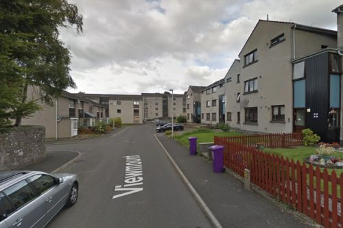 Scots knifeman tried to stab 87-year-old man for 'having affair with girlfriend'