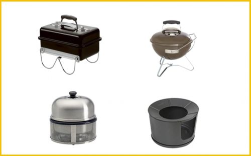 The best portable BBQs for grilling on the go