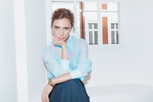 Victoria Beckham launches official YouTube channel kicking off with London Fashion Week