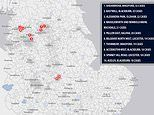 Are Covid-19 cases rising in YOUR area? Interactive map reveals worst-hit neighbourhoods
