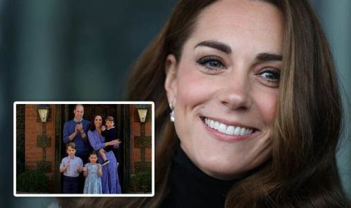 Kate's lockdown talent helping George, Charlotte and Louis - all thanks to mum Carole