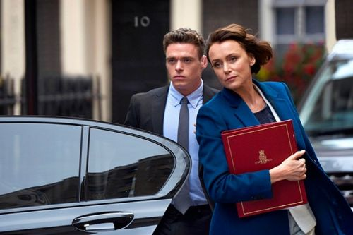 Meet the cast of Bodyguard