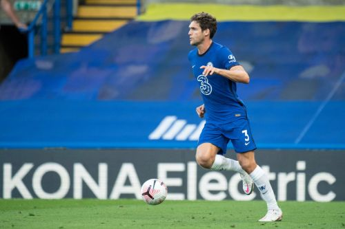 Frank Lampard slammed Marcos Alonso after Chelsea star departed Hawthorns after half-time sub