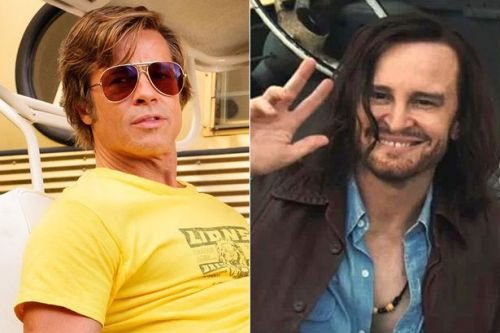 Once Upon a Time in Hollywood cut Charles Manson face-off with Cliff Booth