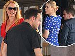 Ant McPartlin and Anne-Marie enjoy double date withDeclan Donnelly and Ali ahead of I'm A Celeb