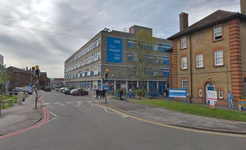 Hospital tells people not to go to A&E even in an emergency